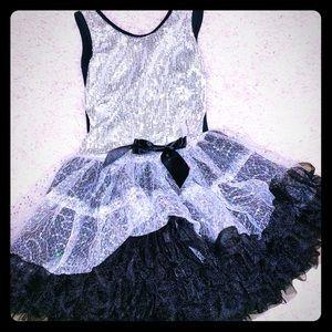 Lil girls Popatu dress.